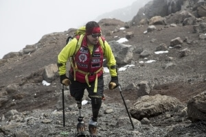 USMC Sgt. Julian P. Torres climbs Mt. Kilimanjaro with The Heroes Project